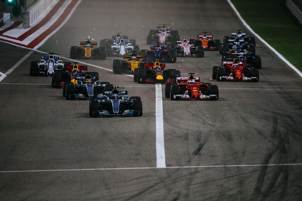 Sebastian Vettel a castigat Marele Premiu al Bahrainului