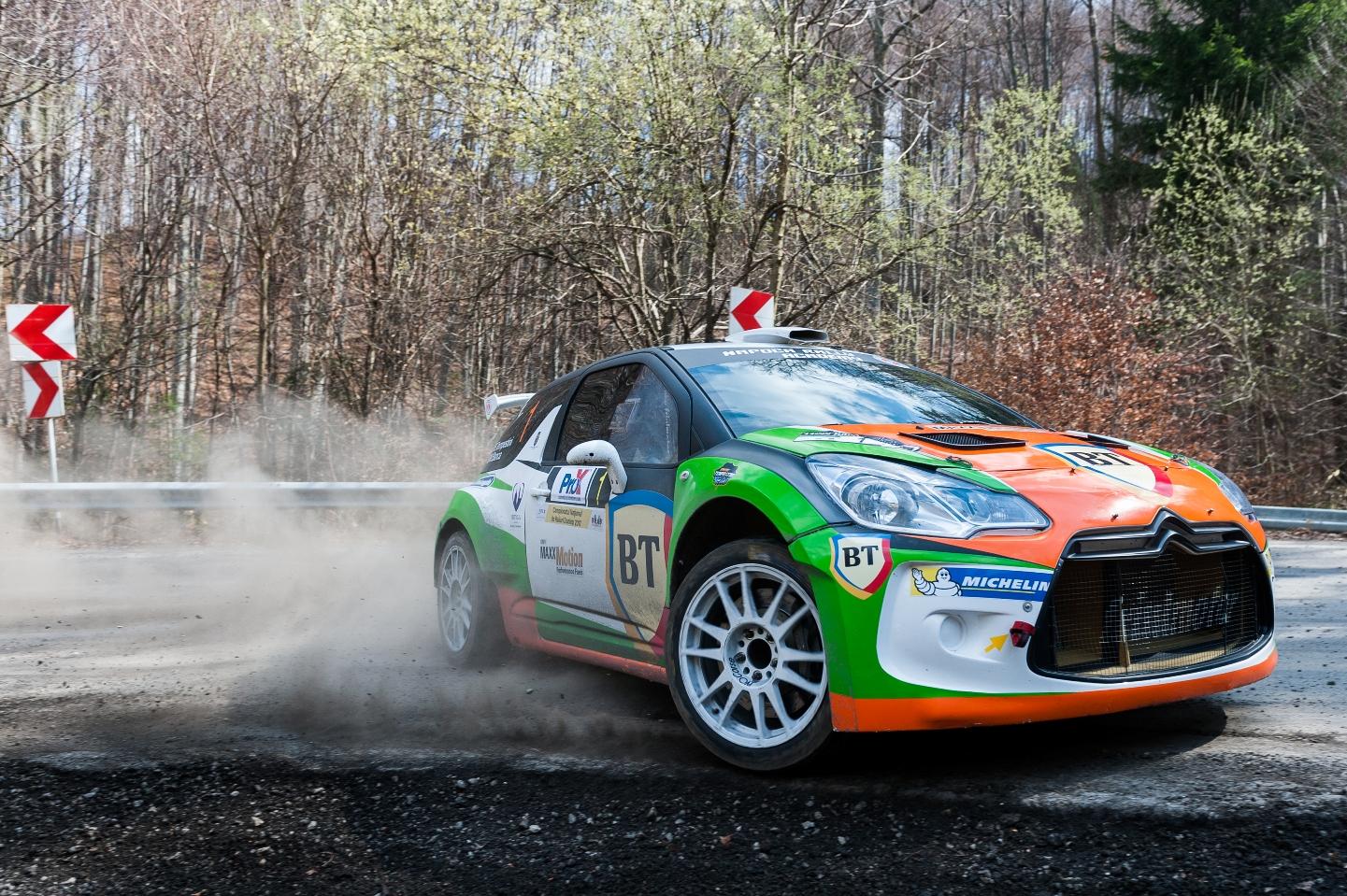 Start în WRC 2 pentru Simone Tempestini