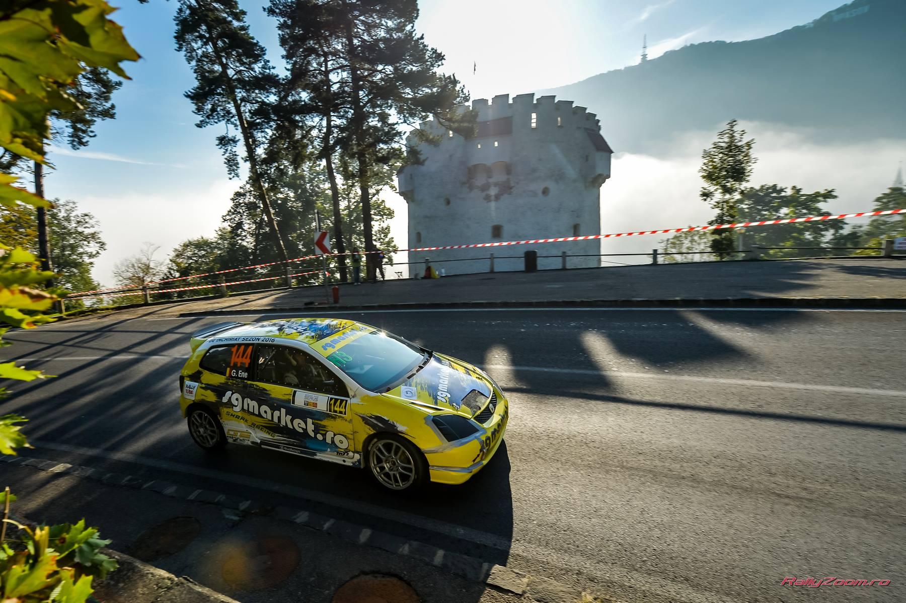 Trofeul Total – Spectacolul automobilistic revine pe Drumul Poienii