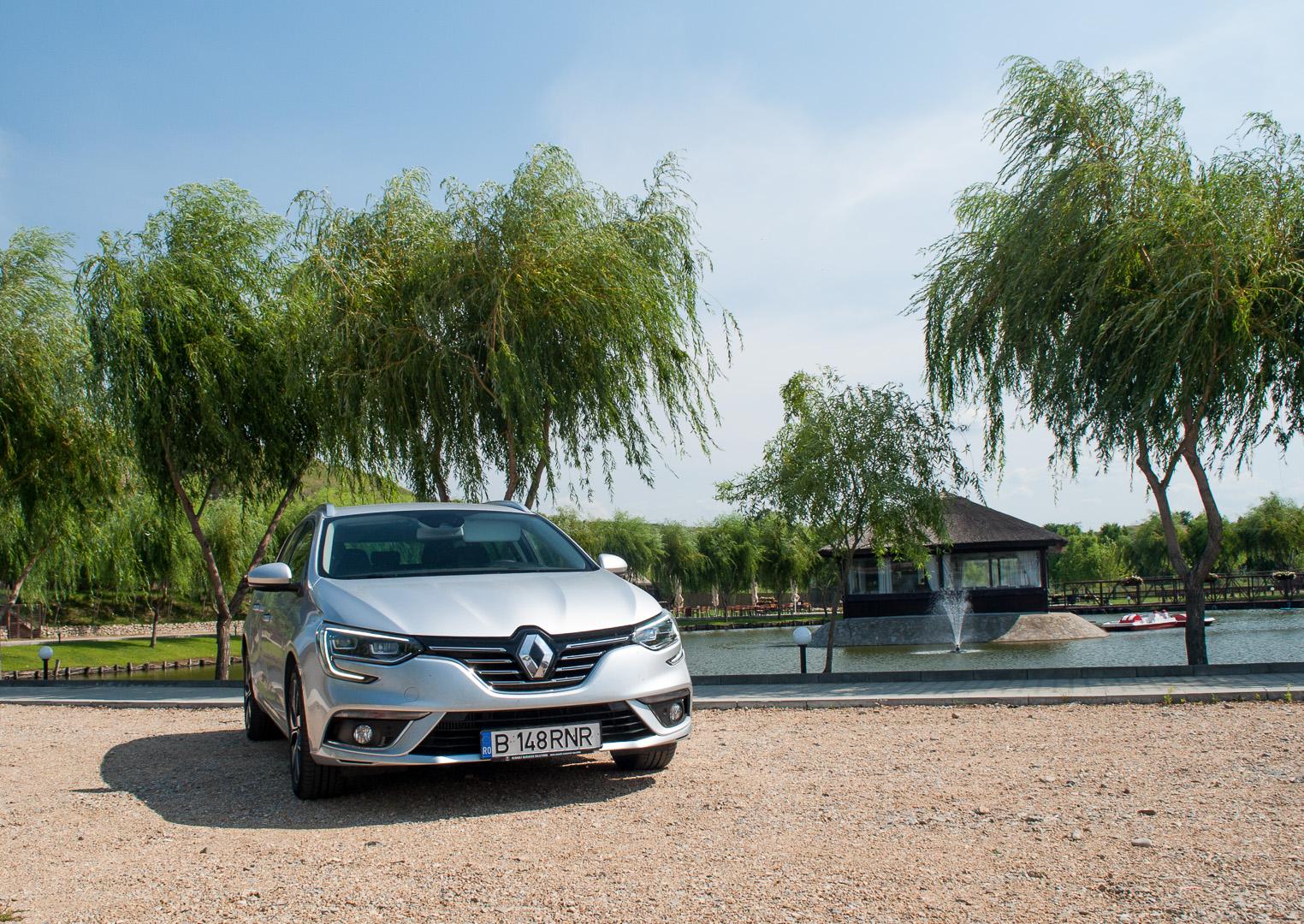 Drive-test Renault Megane ESTATE 1.6 Diesel Turbo (dCi) 130CP