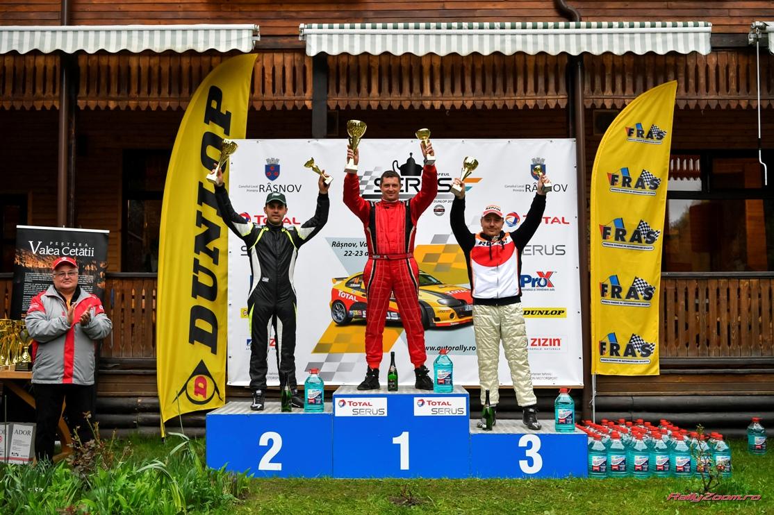 Paul Andronic obtine locul 3 in Trofeul Serus