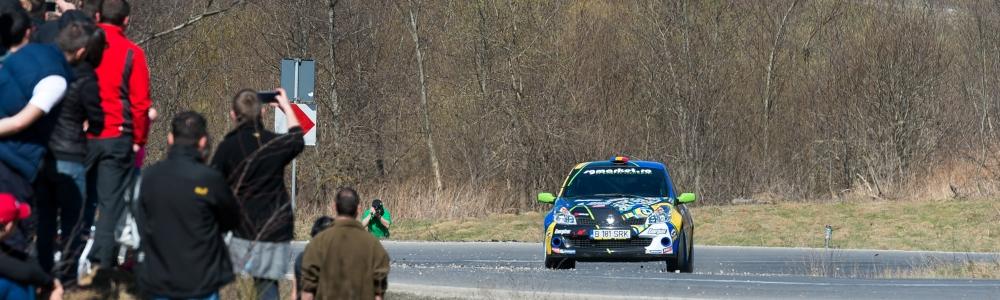 Gabriel ENE focusat pe Transilvania Rally