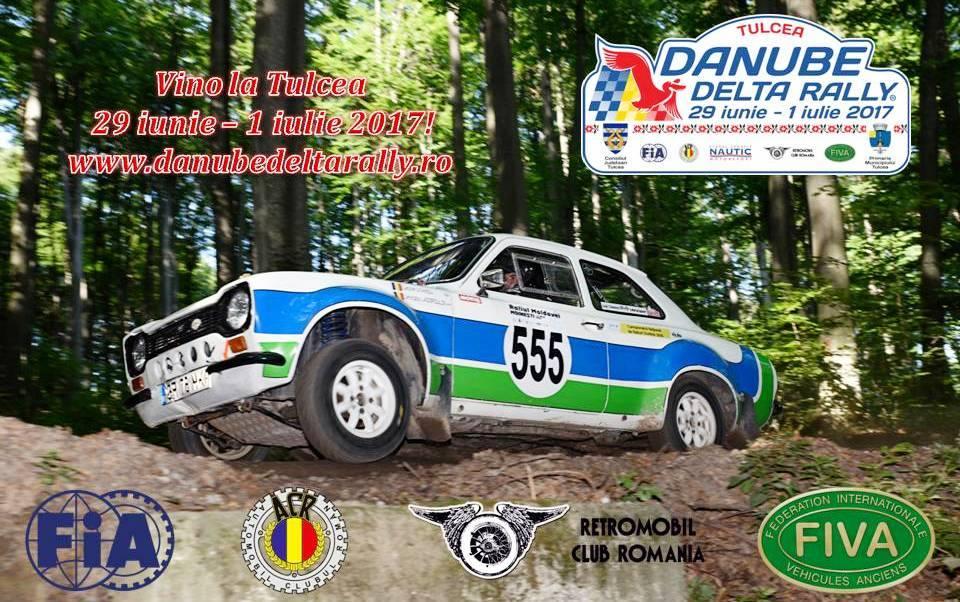 Danube Delta Rally® 2017- viteza si eleganta!