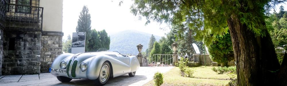 BMW 328 Mille Miglia Roadster a strălucit la Concursul de Eleganţă Sinaia