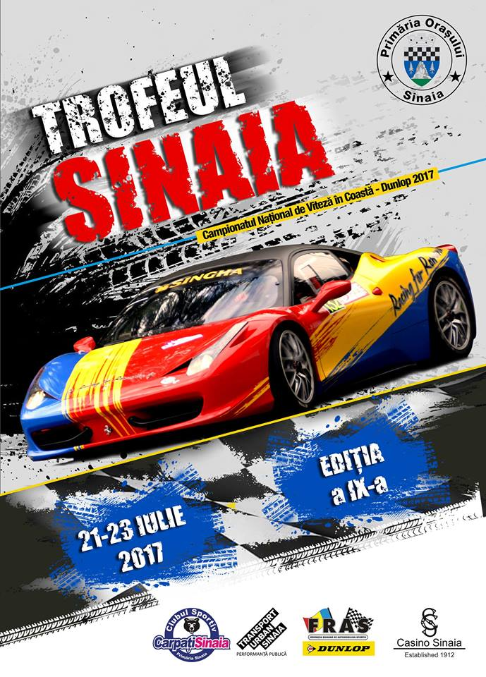 Trofeul Sinaia 2017 – Rezultate finale