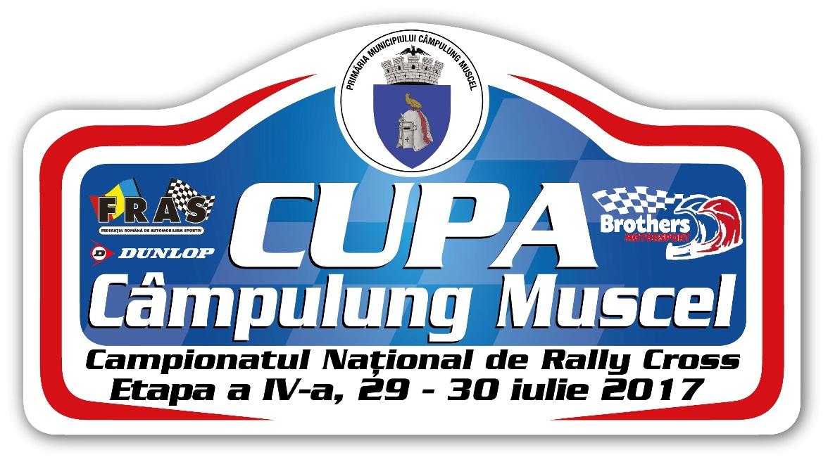Cupa Câmpulung Muscel la Rally Cross 29-30 iulie
