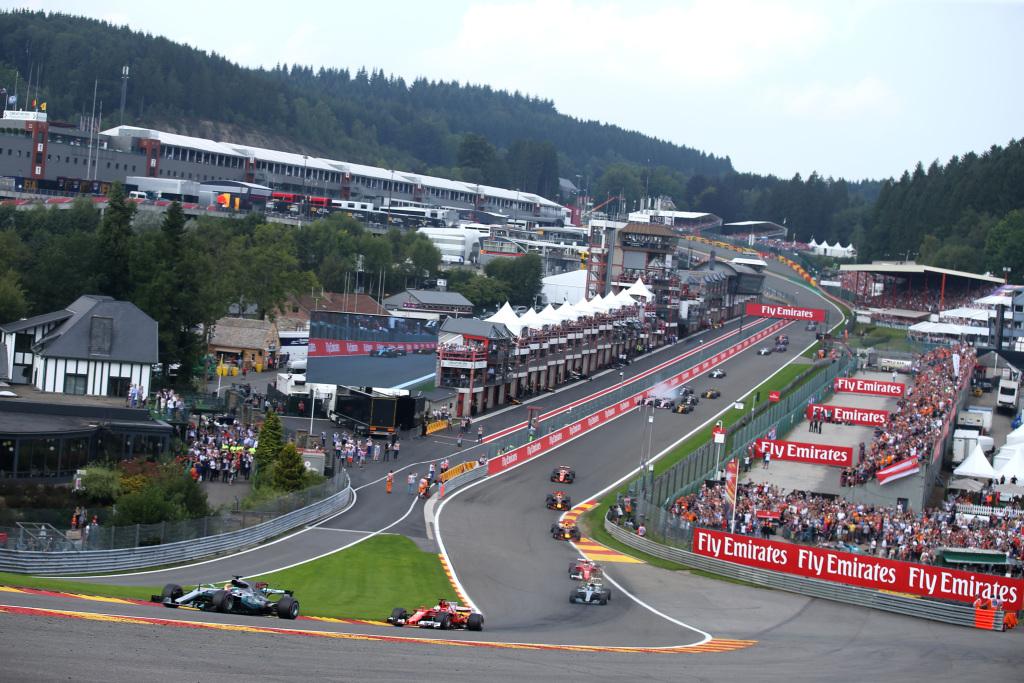 Lewis Hamilton a câștigat Marele Premiu al Belgiei