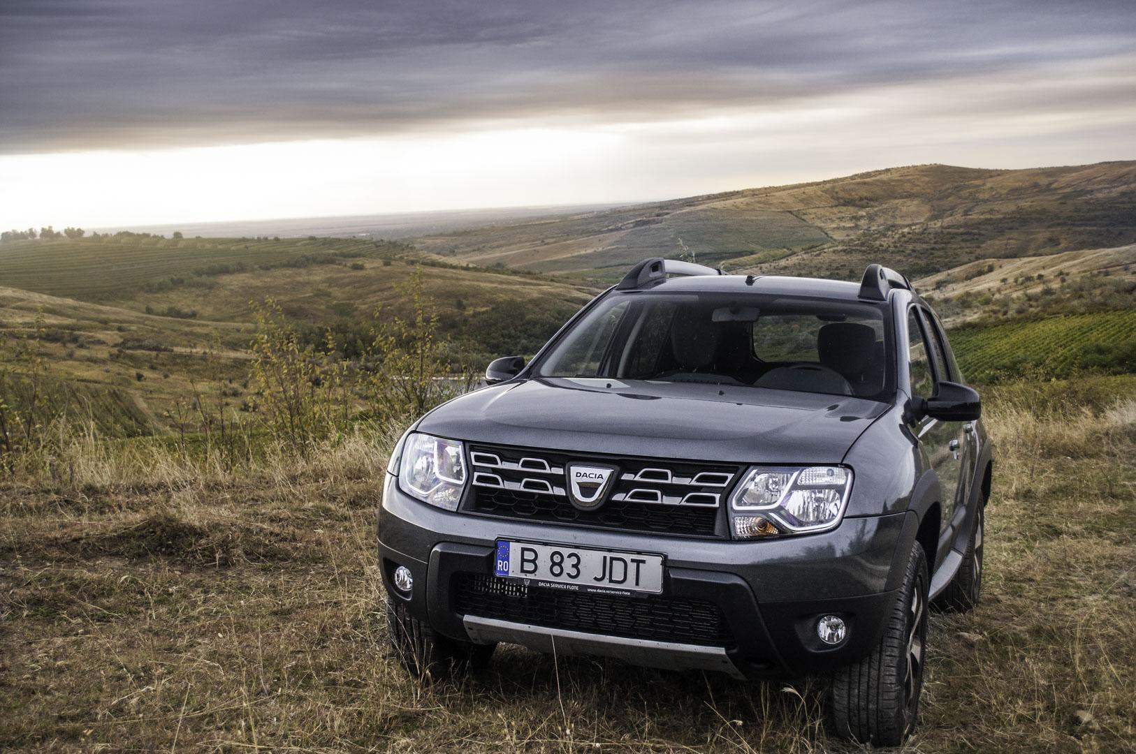 Drive-test Dacia Duster – 1.5 Diesel Turbo (dCi) – EDC – 109CP – 4×2