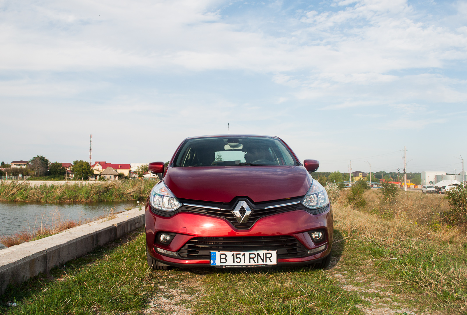 Drive test Renault Clio 1.5 Diesel Turbo (Energy dCi) 90CP