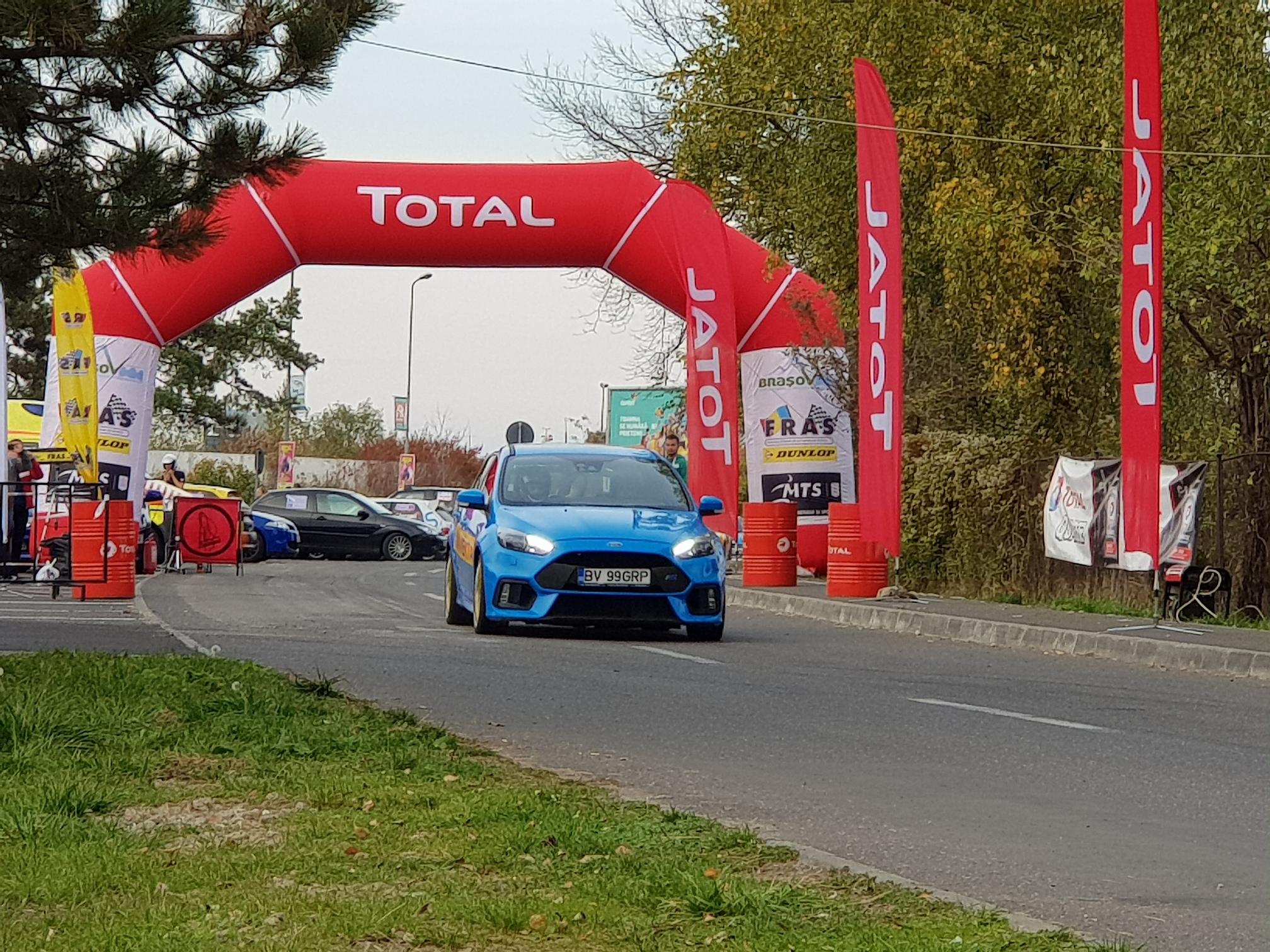 Promo Rally TOTAL etapa a doua