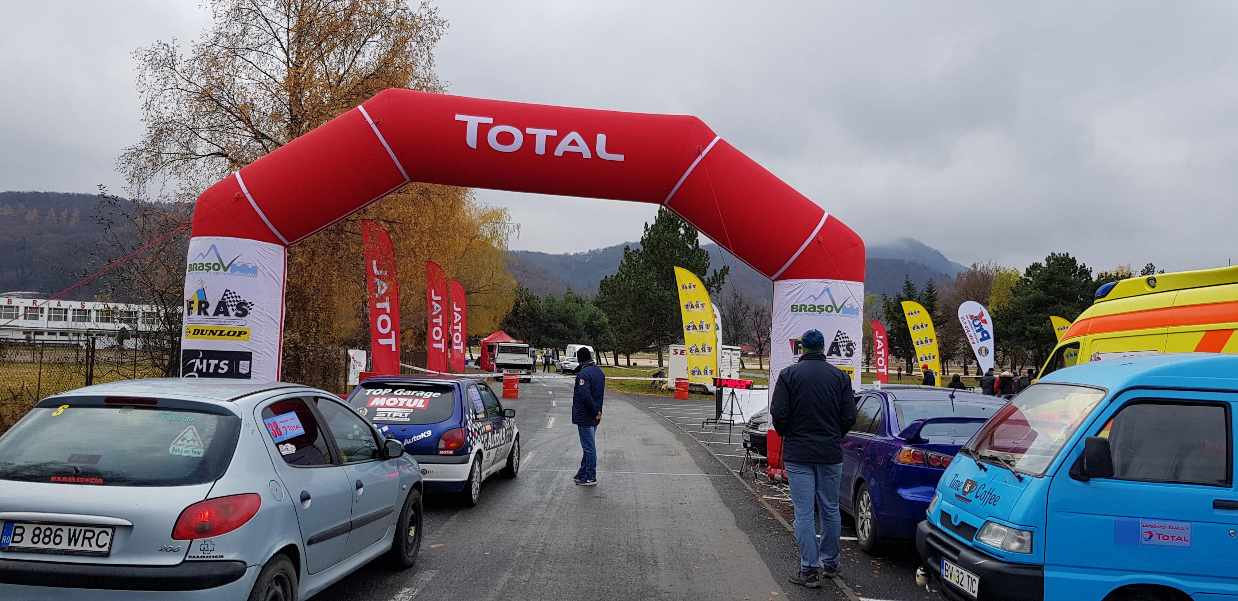 Promo Rally TOTAL  – Etapa a doua
