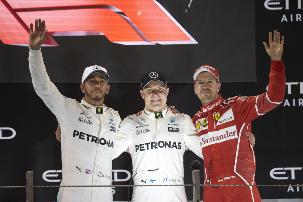 Sezonul 2017 s-a încheiat cu victoria lui Valtteri Bottas