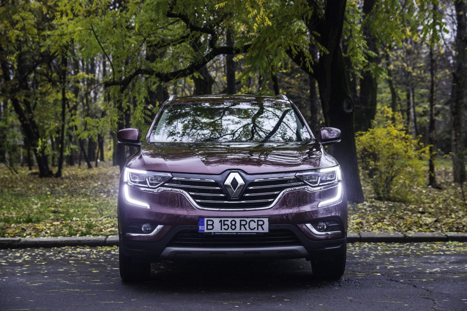 Renault Koleos 2.0 Diesel Turbo (dCi) 175CP 4×4