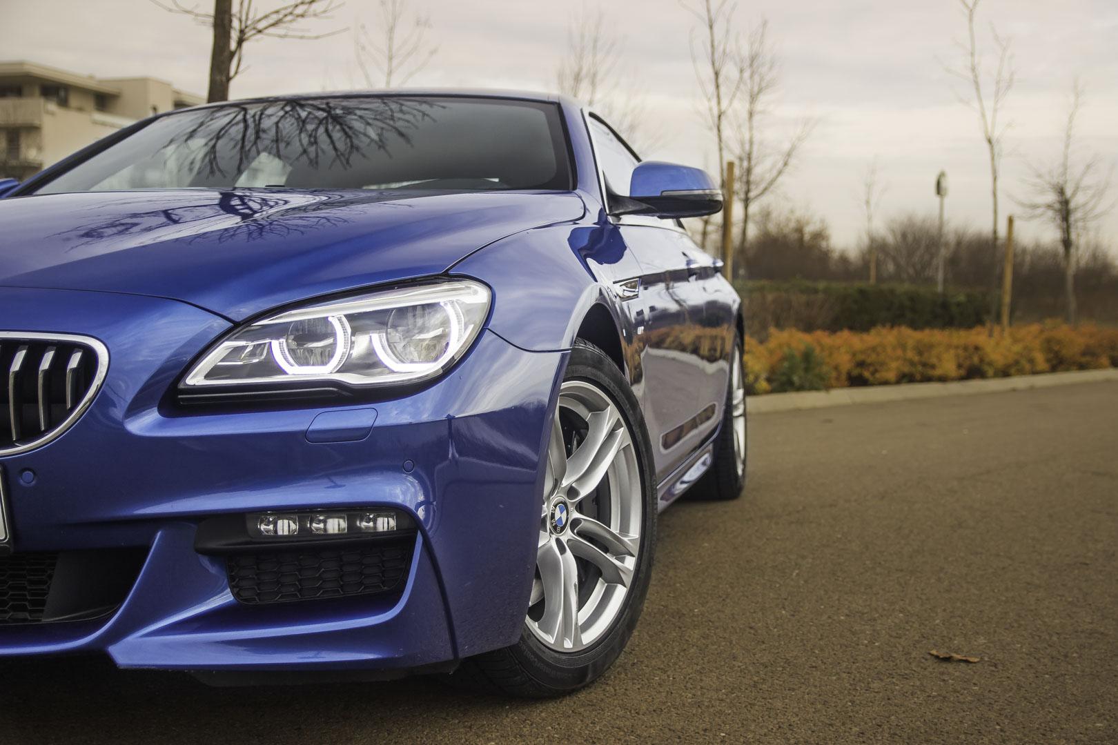 Drive-test BMW 640d xDrive Gran Coupé