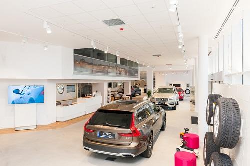 Primus Auto revoluționează piața serviciilor auto  odată cu lansarea Volvo Retail Experience și Volvo Personal Service