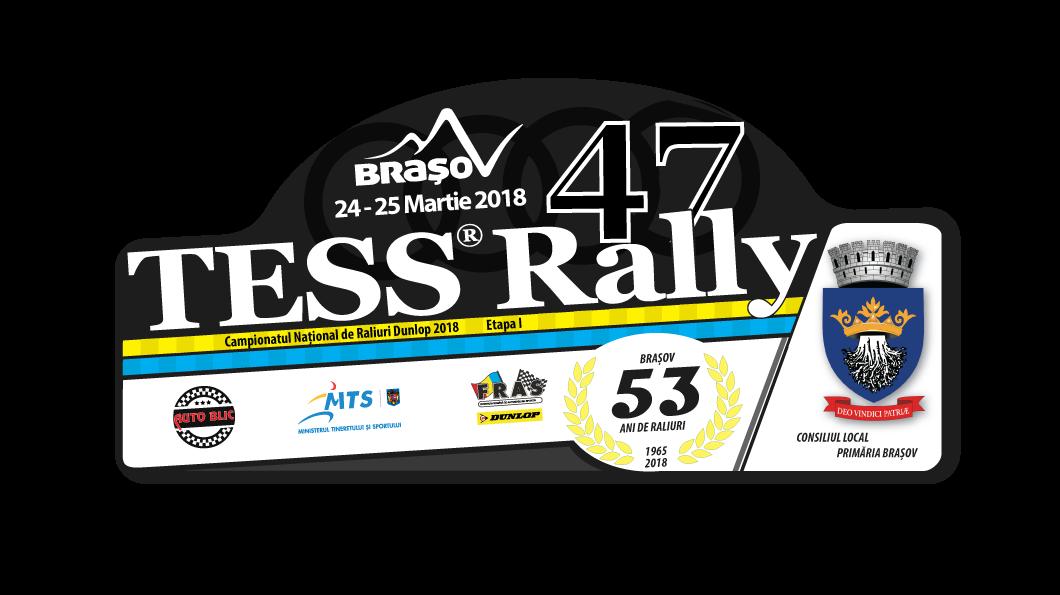 TESS Rally 2018 – Rally Ghid
