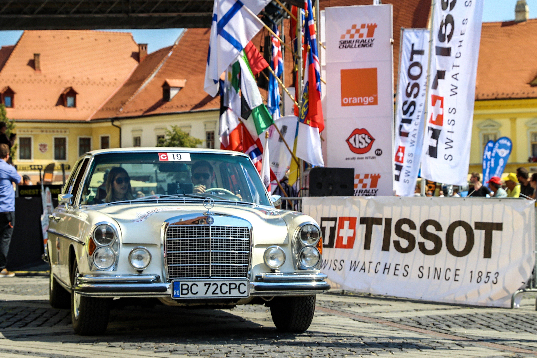 Sibiu Rally Romania a fost inclus în calendarul FIVA