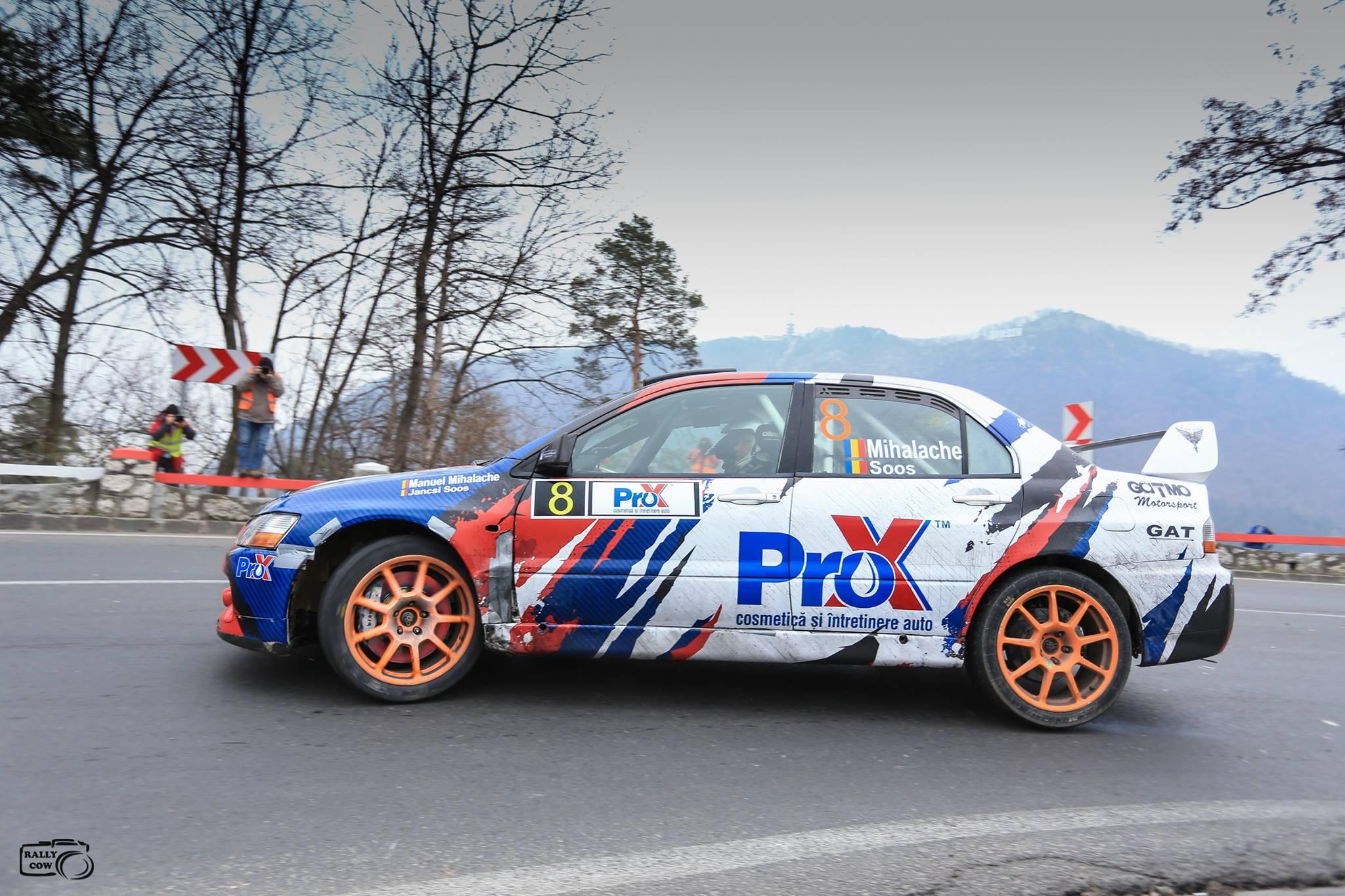 Restricţii de circulaţie în judeţul Braşov cu ocazia desfăşurării Tess Rally Brașov 2018