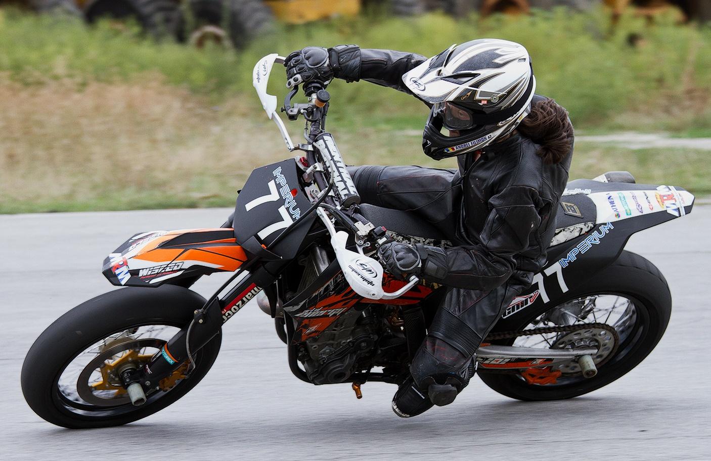 Campionatului Național de SuperMoto ia startul pe circuitul de la Arad