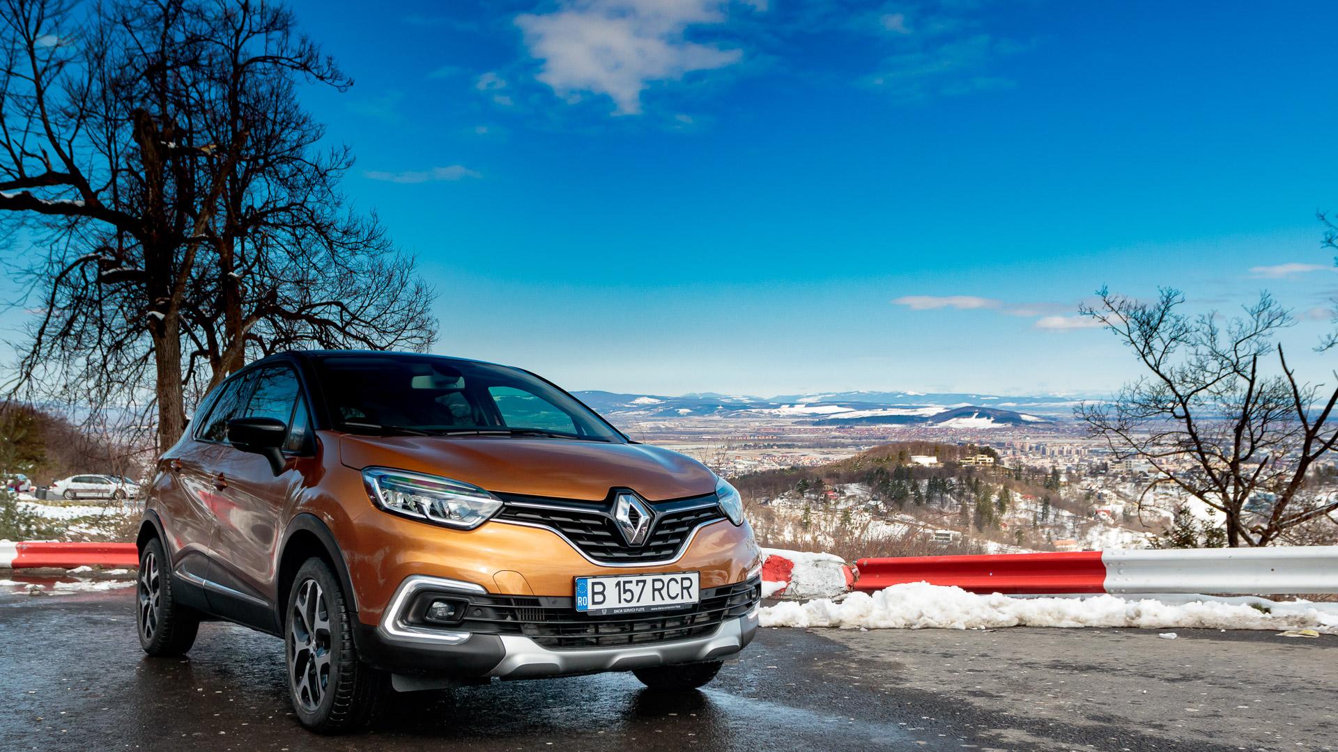 Drive-test Renault Captur 1.2 – TCe – 120 – XMOD – EDC