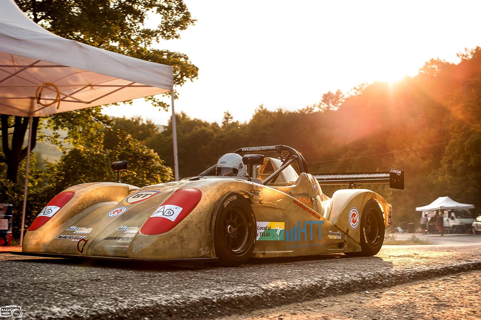 110 mașini vor participa la prima etapă a sezonului de Viteză în Coastă