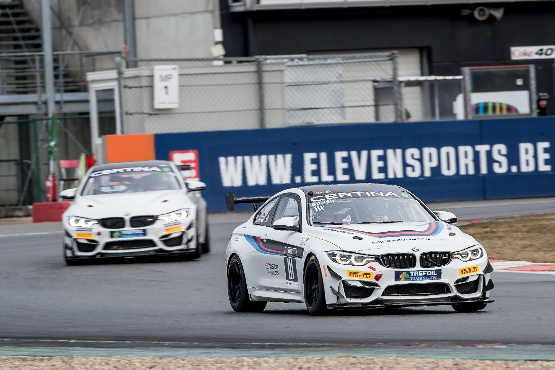 Razvan Umbrărescu atacă al doilea sezon în seria europeană GT4