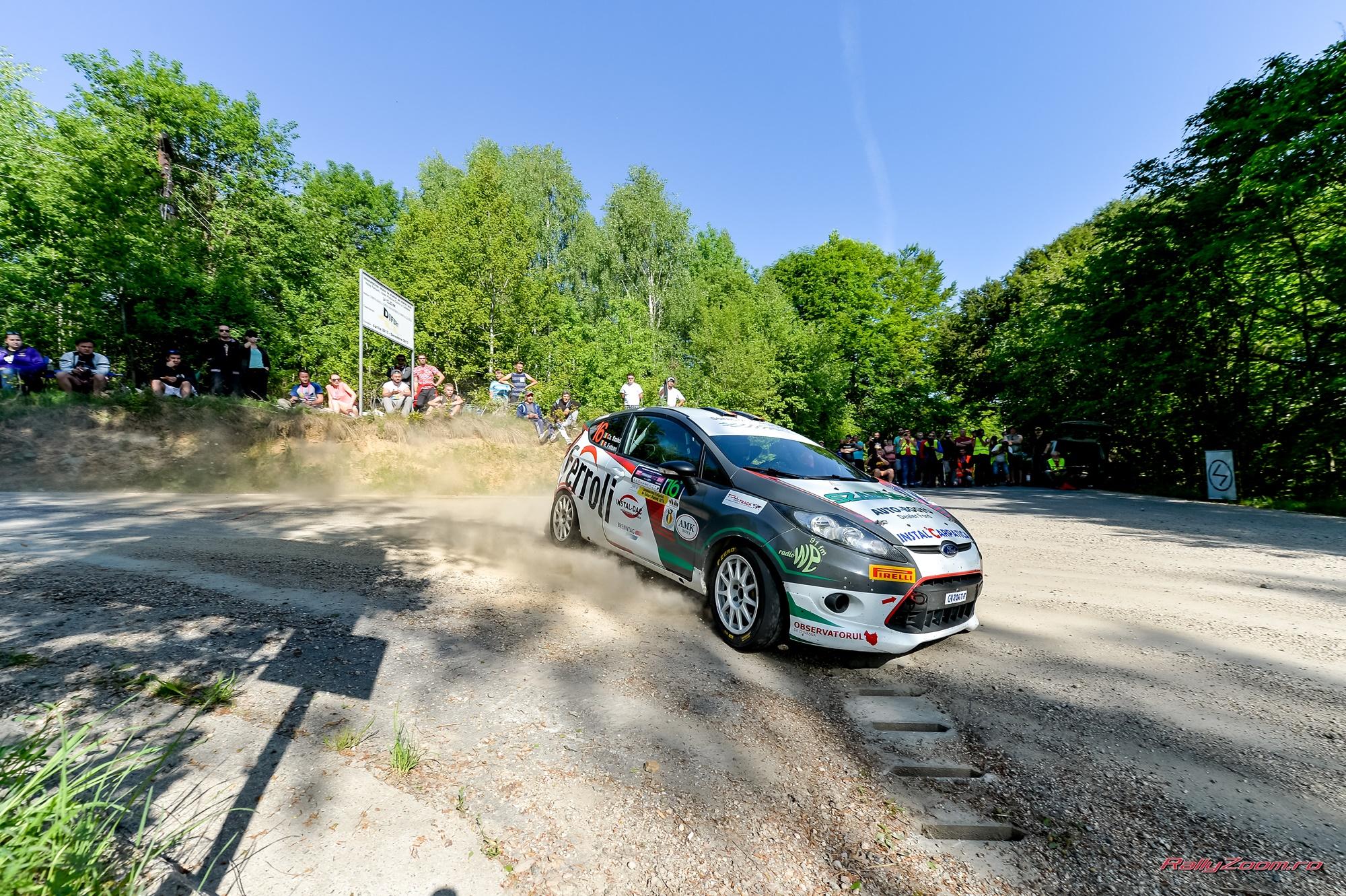Final cu abandon tehnic pentru Csongor Szabo și Rareș Fetean în Transilvania Rally