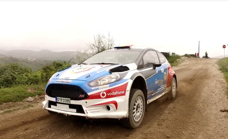 Simone Tempestini si-a inceput sezonul in WRC 2