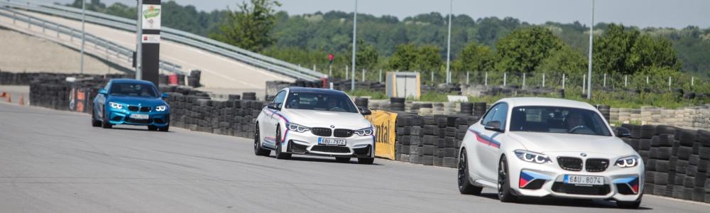 Eveniment dedicat Accesoriilor Originale BMW M Performance - BMW M Performance Days 2018
