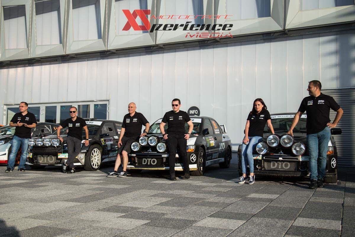 Debut pe macadam pentru noua formulă a lui DTO Tellur Rally Team