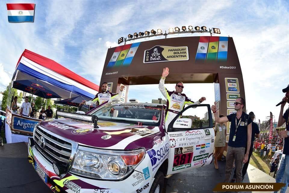 Din Dakar, la Raliul Moldovei Bacău powered by Dedeman Automobile
