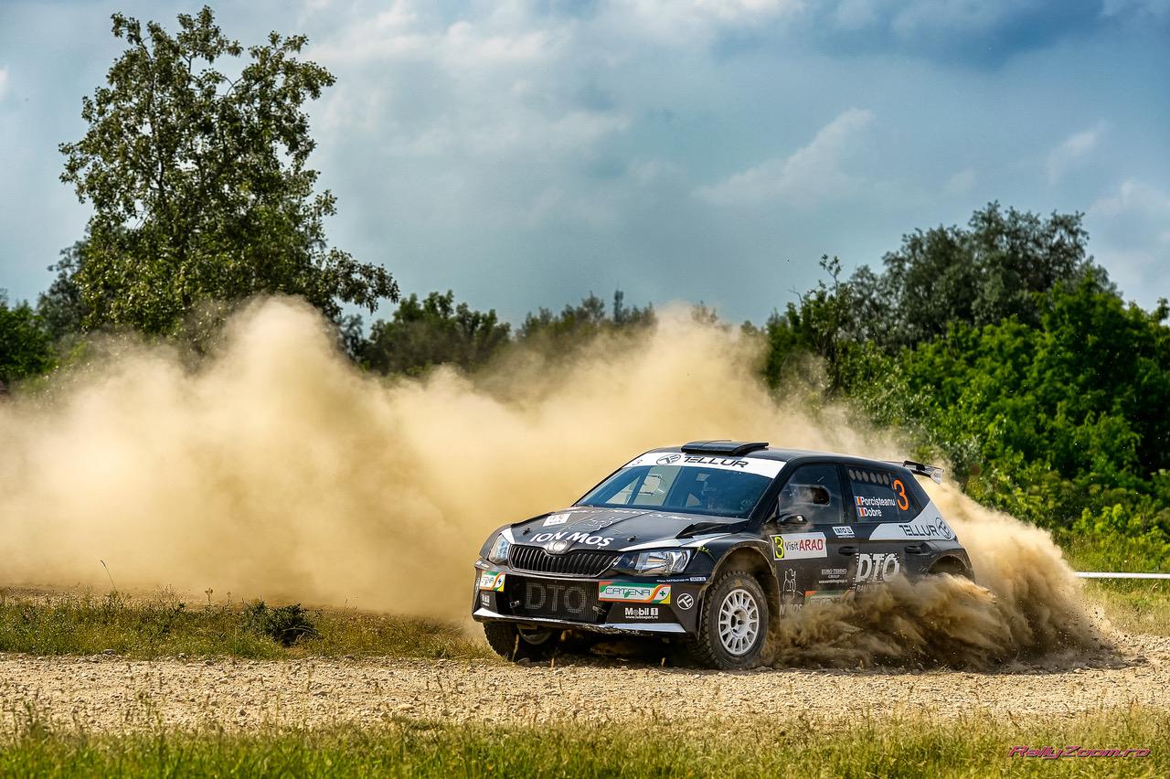 Macadamul din Moldova, următoarea provocare pentru DTO Tellur Rally Team