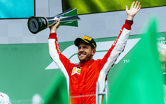 Sebastien Vettel a castigat Marele Premiu al Canadei