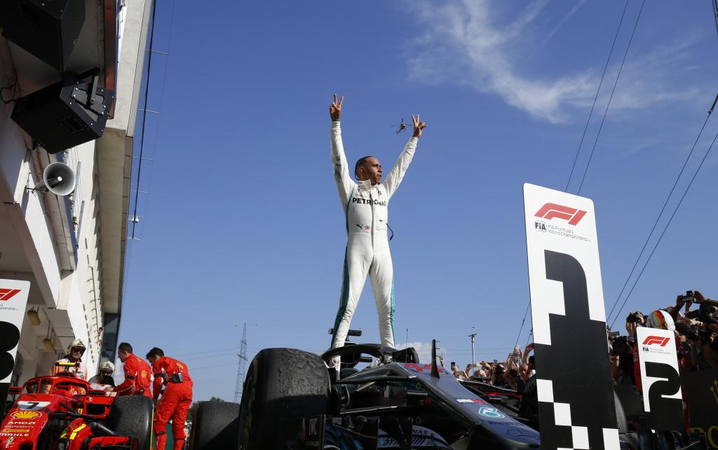 Lewis Hamilton a câștigat Marele Premiu al Ungariei