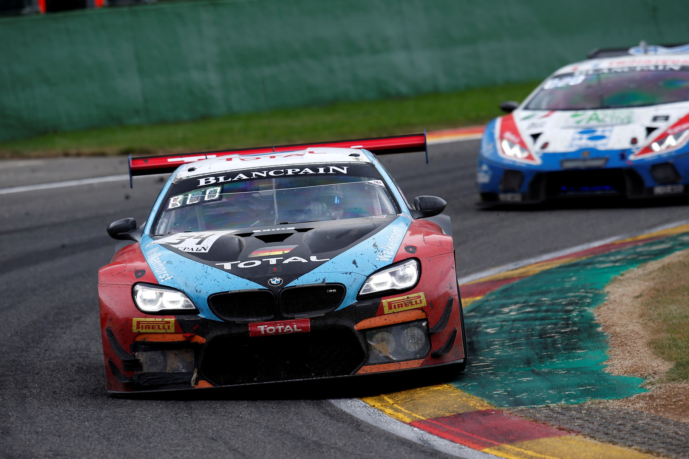 Dublă pentru BMW în cursa de 24 de ore de la Spa-Francorchamps