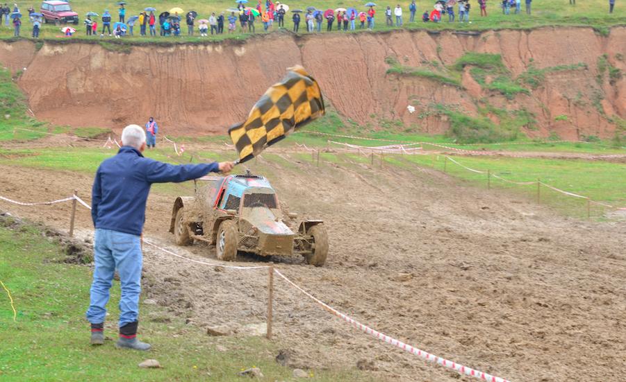 Castigatorii din cadrul Cupei Câmpulung Muscel la Rally Cross