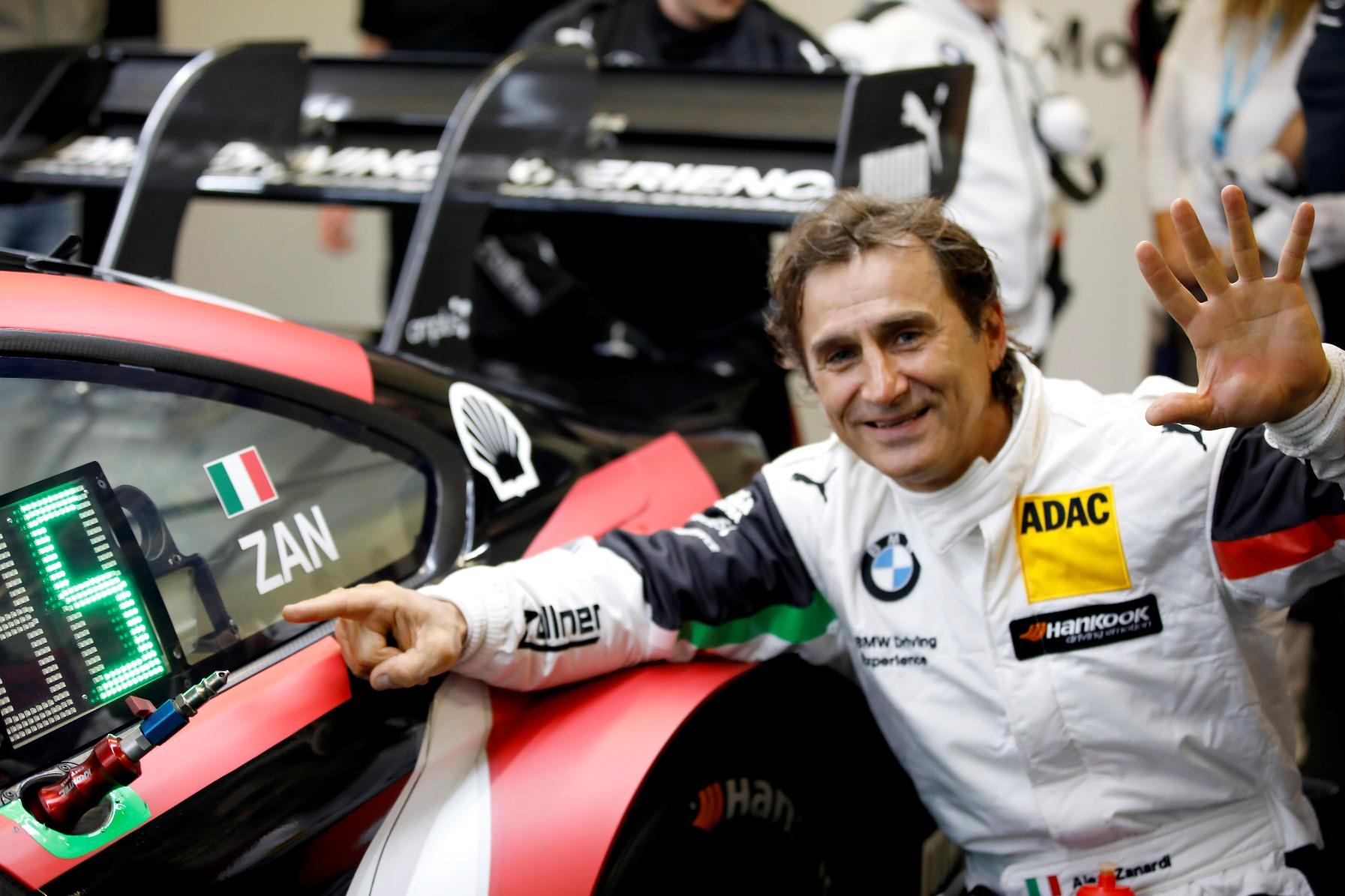 Locul 5 pentru Alex Zanardi in weekend-ul de debut in DTM