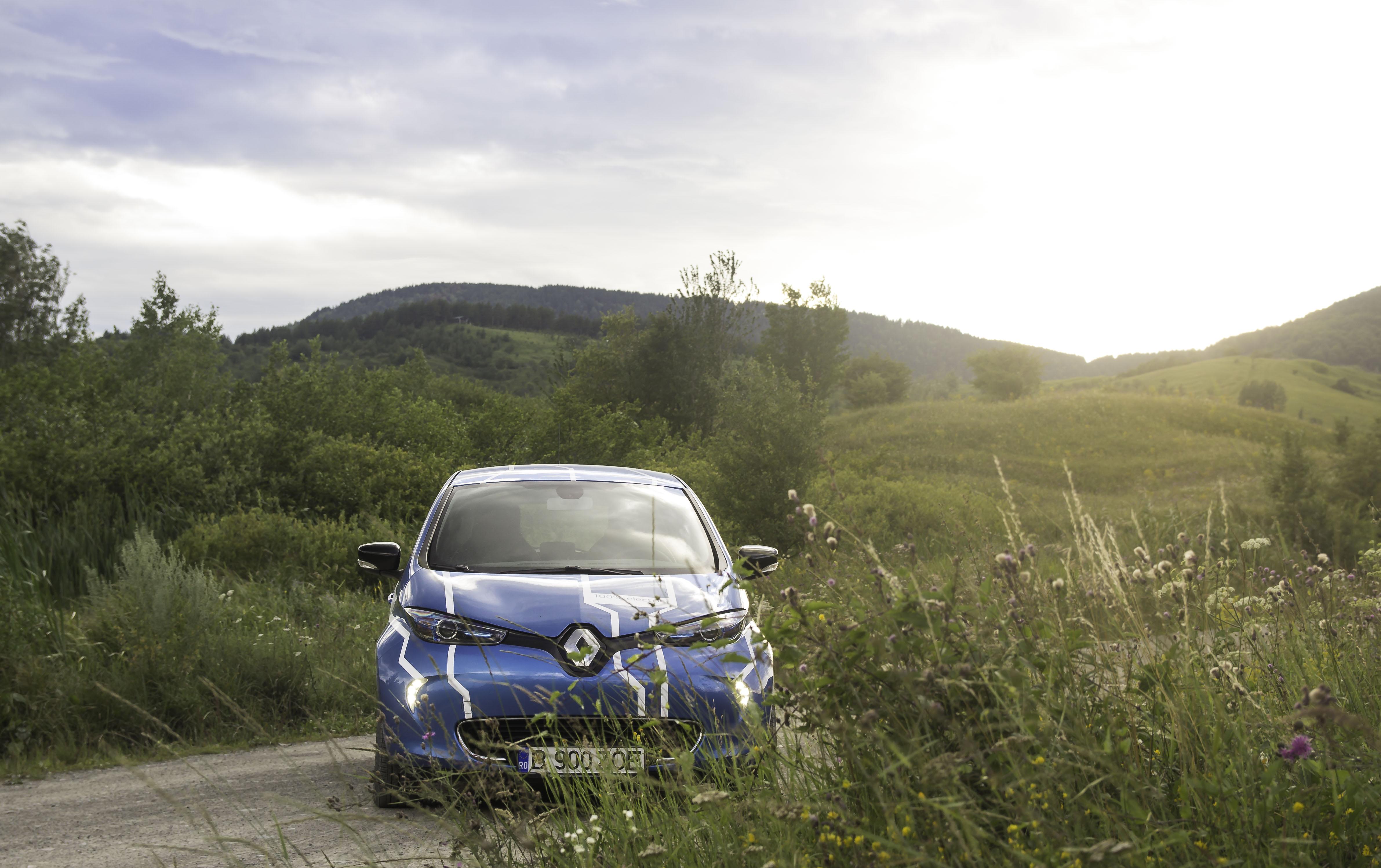 Renault ZOE 400