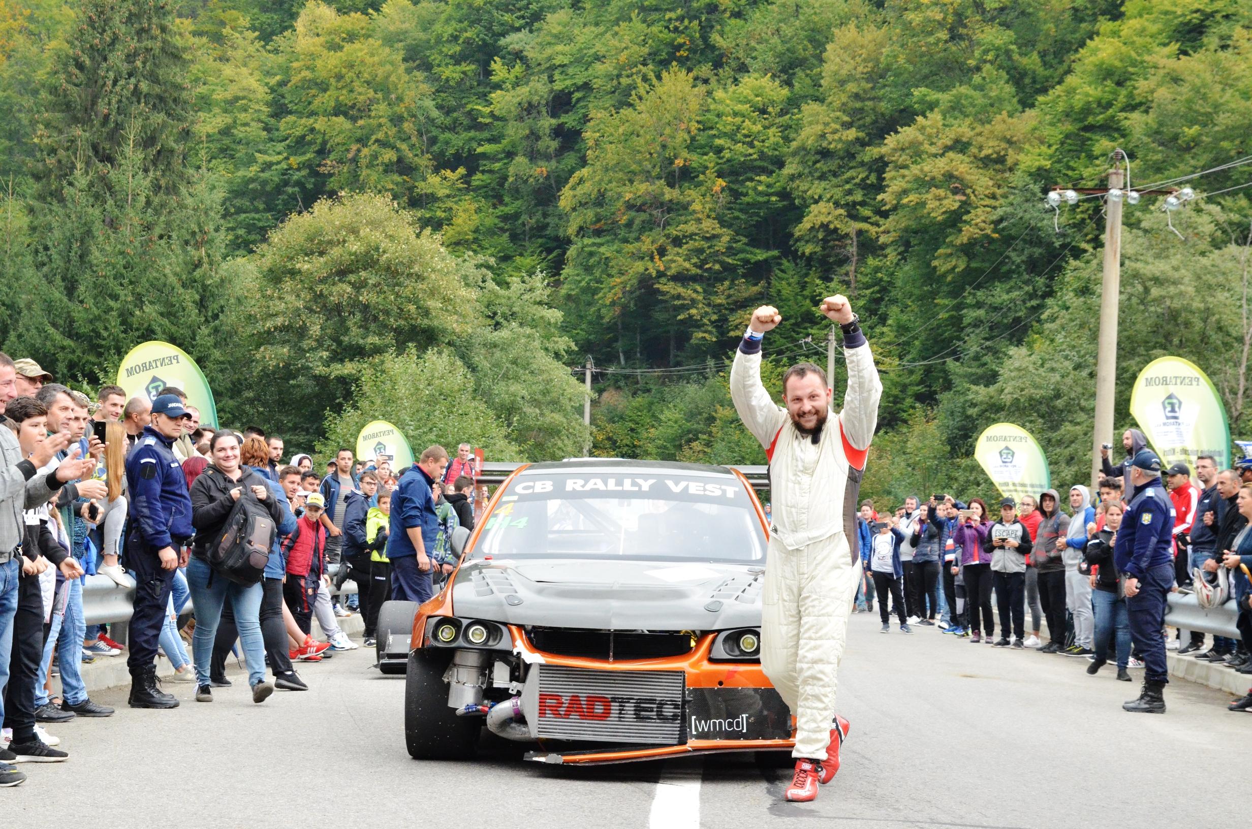 Bogdan Cuzma a câștigat Trofeul Câmpulung Muscel 2018!