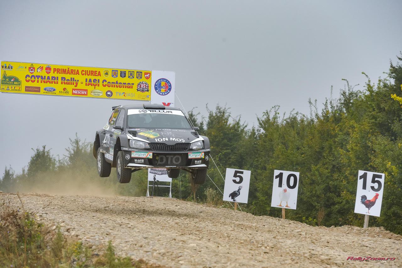 DTO Tellur Rally Team are deja un triplu campion
