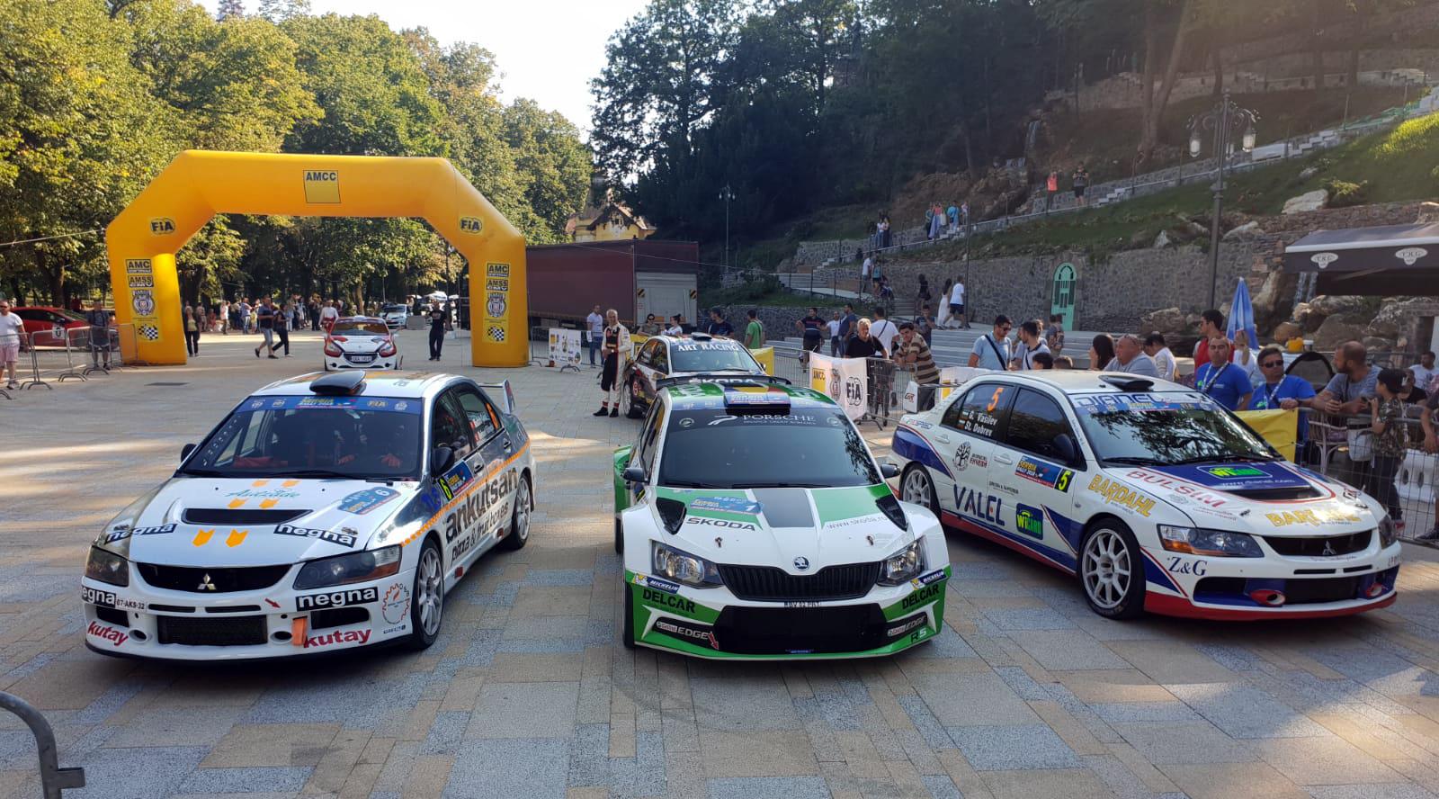 Dan Gîrtofan a câștigat Serbia Rally 2018