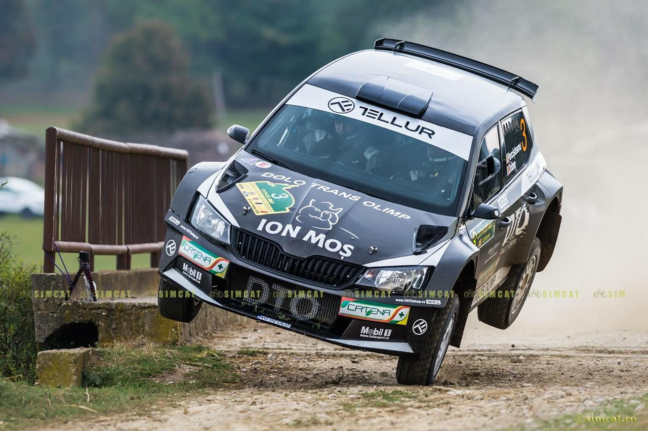 Ultima provocare pentru DTO Tellur Rally Team