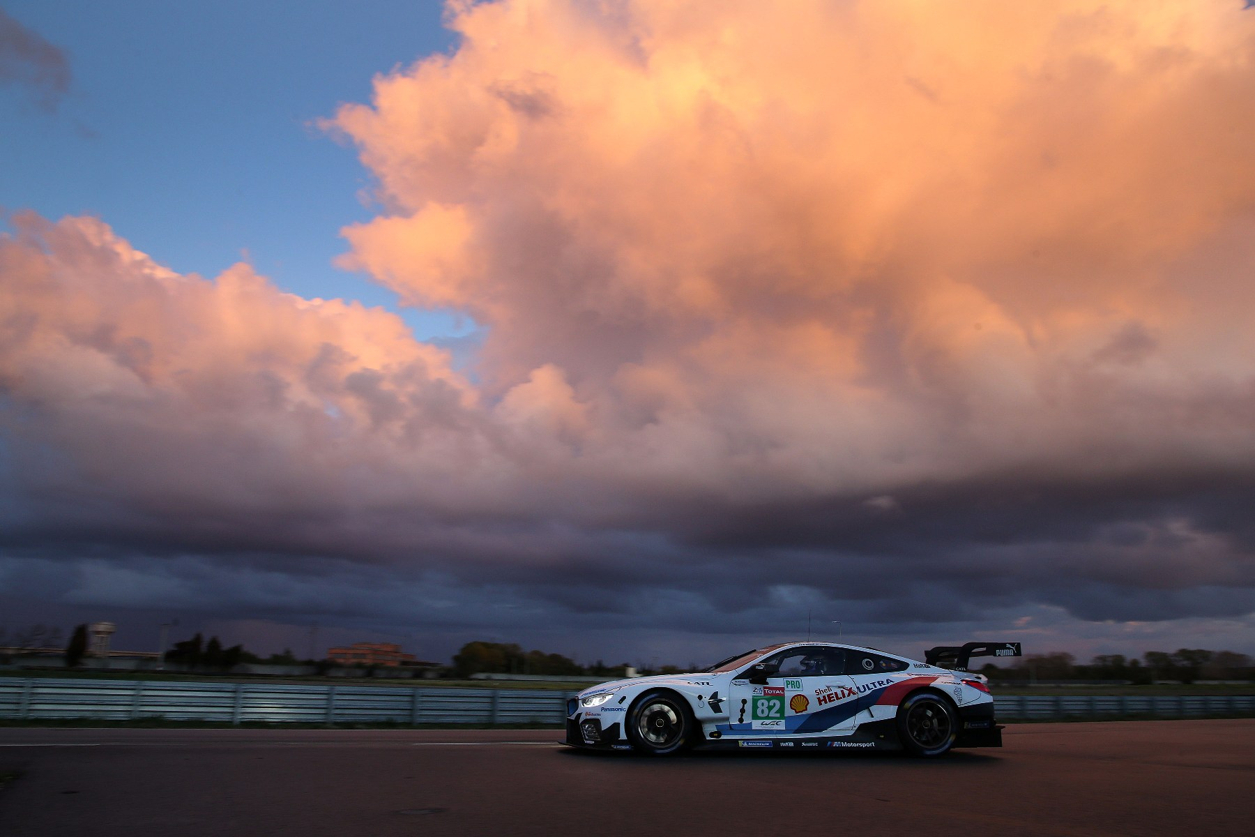 Drumul spre Daytona: prim test de succes pentru Alessandro Zanardi în BMW M8 GTE
