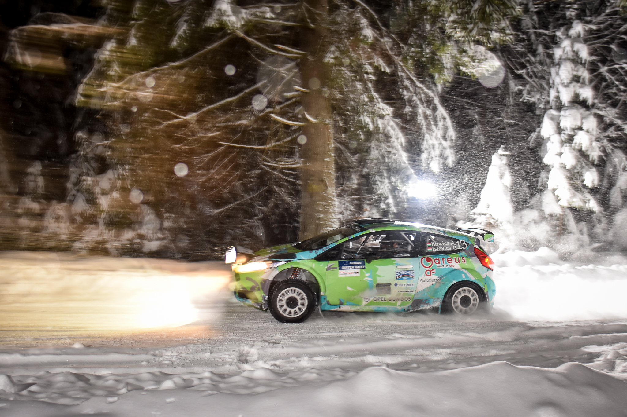 Winter Rally Covasna 1-3 februarie 2019