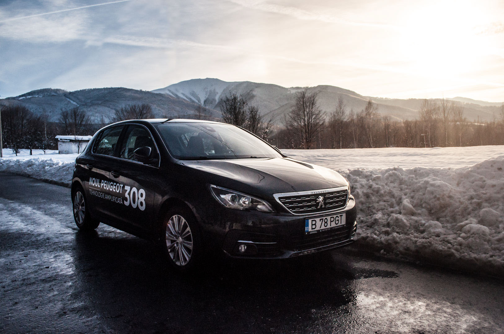 PEUGEOT 308 / REVISITED