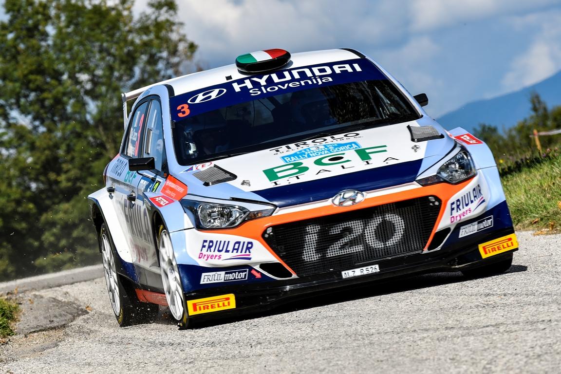 Simone Tempestini va concura la volanul unui Hyundai i20 R5 in WRC 2