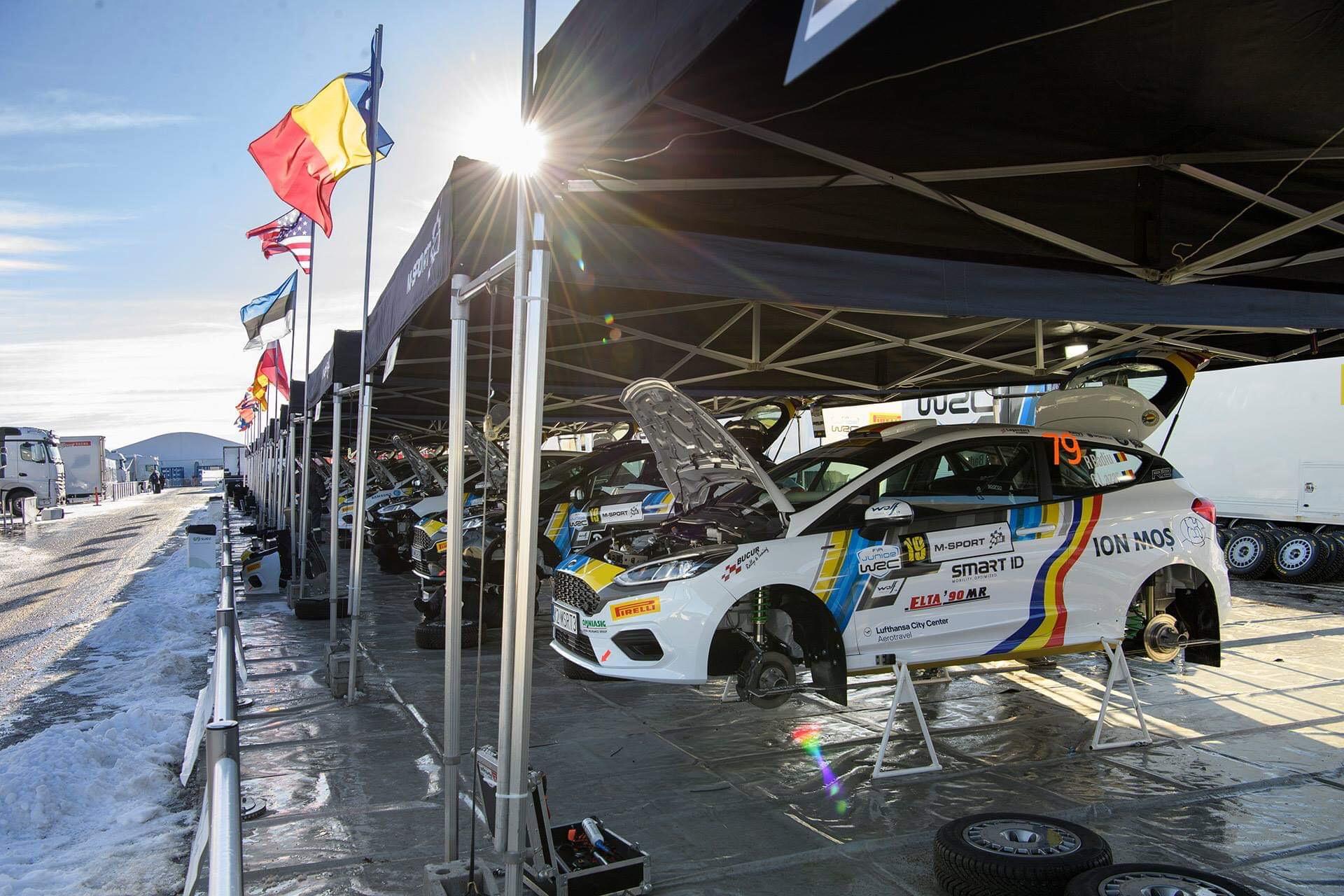 Debut in Junior WRC 2019 pentru Raul Badiu