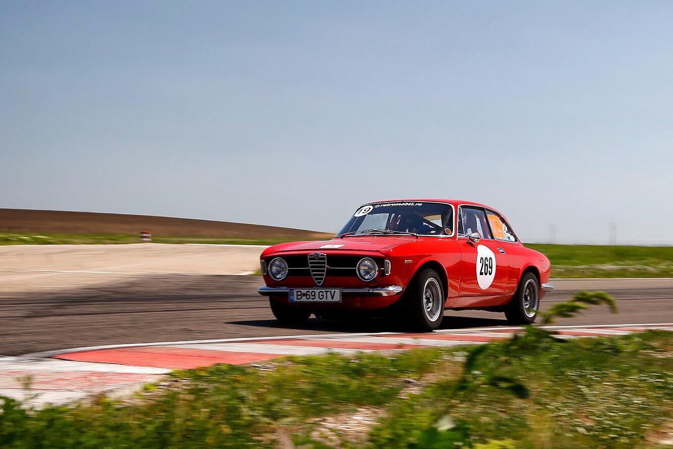 Start in Romanian Retro Racing – programul competitiei si alte informatii