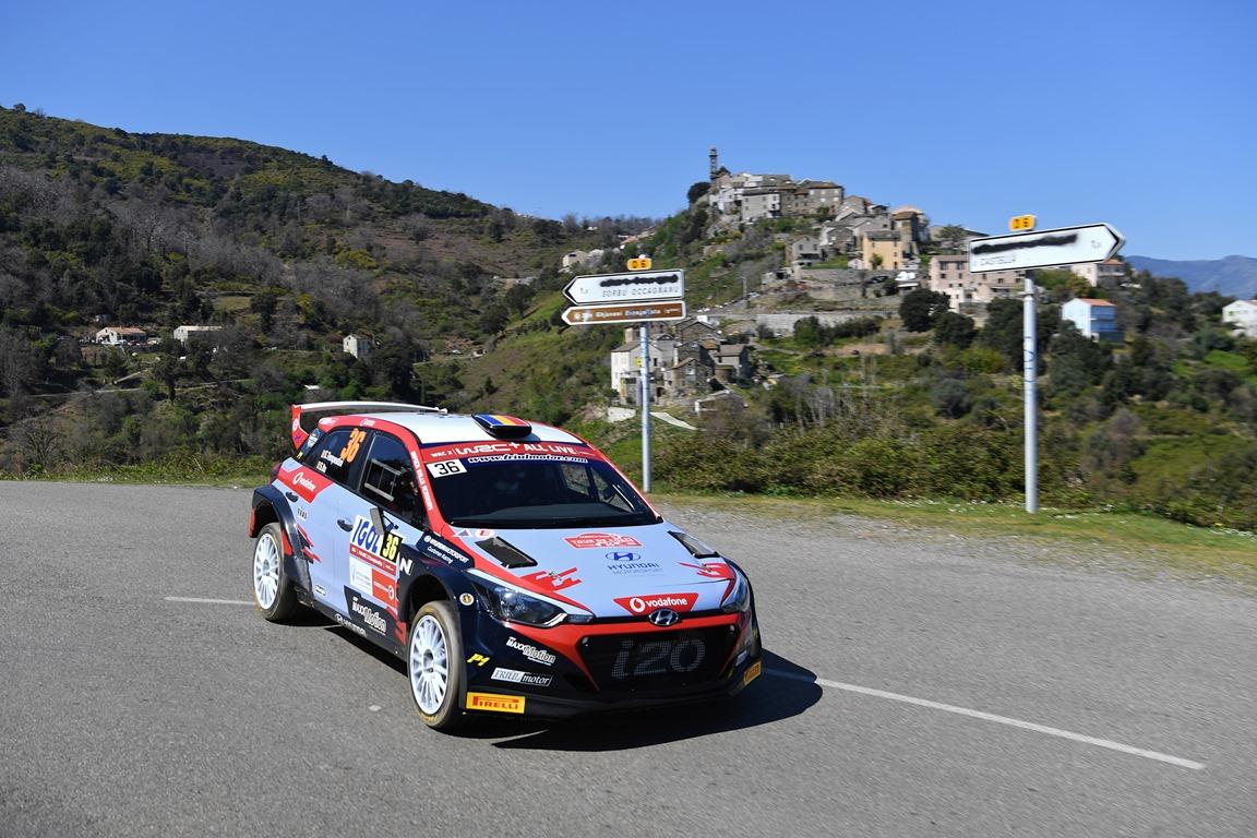 Simone Tempestini își începe sezonul în WRC2 cu Raliul Corsicii