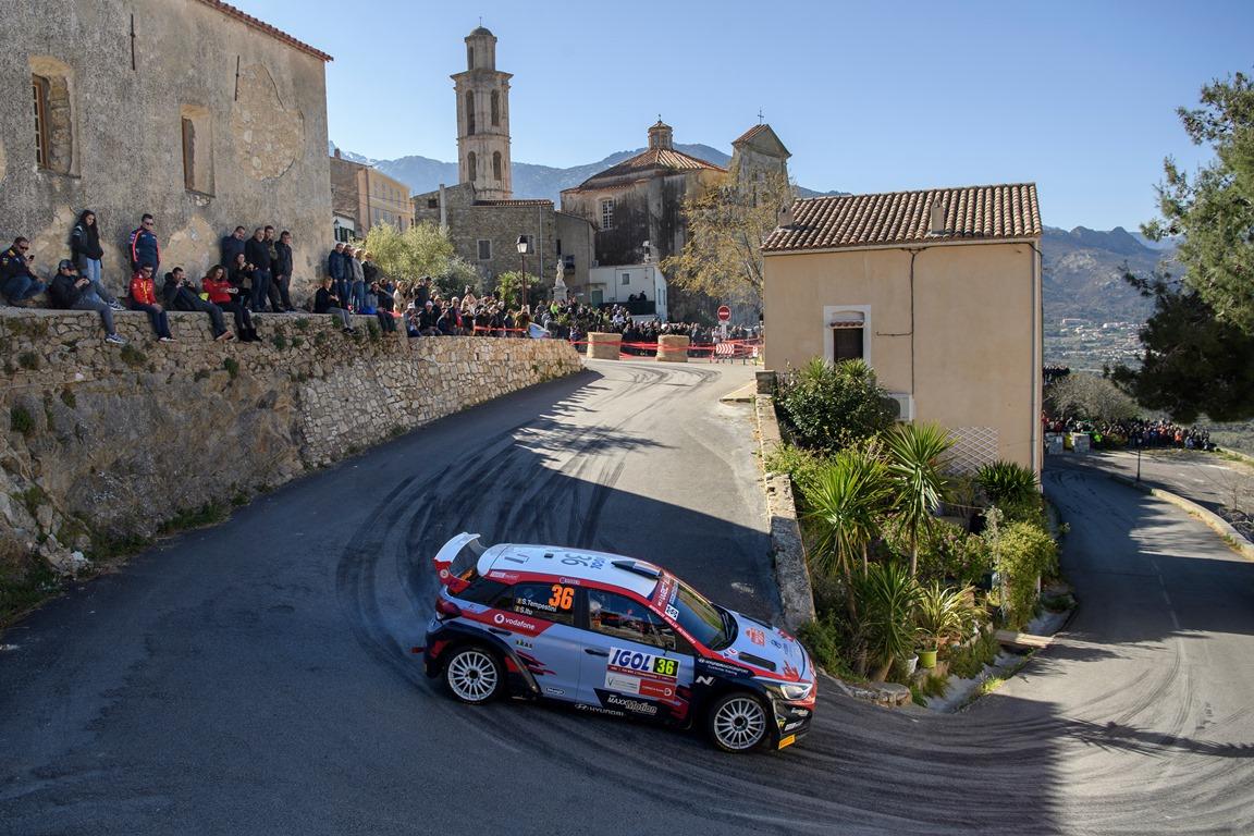 De la asfaltul din Corsica la macadamul din Raliul Portugaliei
